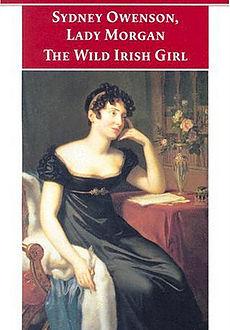 Sydney Owenson's The Wild Irish Girl cover