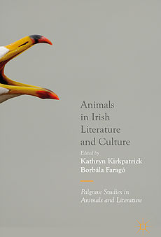 Animals in Irish Literature and Culture cover