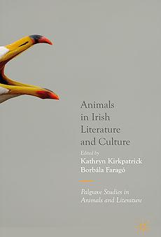 Animals in Irish Literature and Culture cover